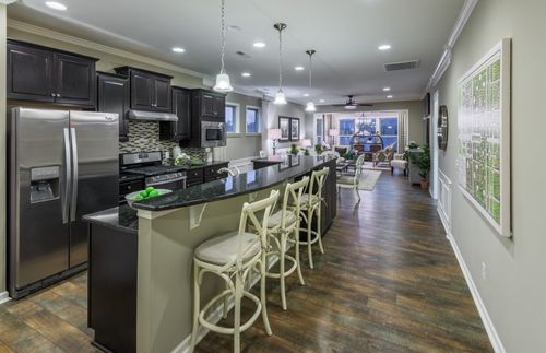 Kitchen-in-Steel Creek-at-Carolina Orchards-in-Fort Mill