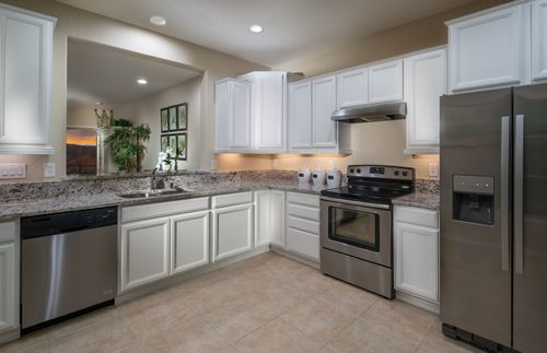 Kitchen-in-Daisy-at-Sun City Mesquite-in-Mesquite