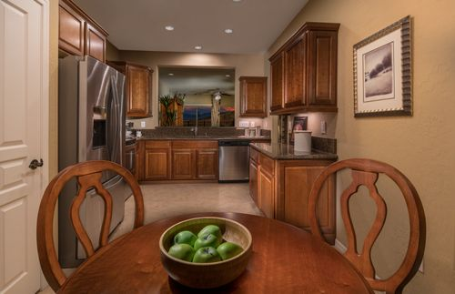 Kitchen-in-Lilac-at-Sun City Mesquite-in-Mesquite