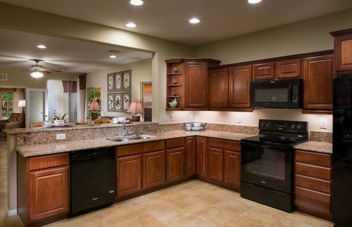 Kitchen-in-Aster-at-Sun City Mesquite-in-Mesquite