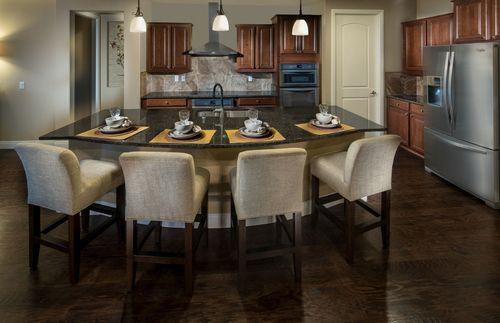 Kitchen-in-Preserve-at-Sun City Mesquite-in-Mesquite