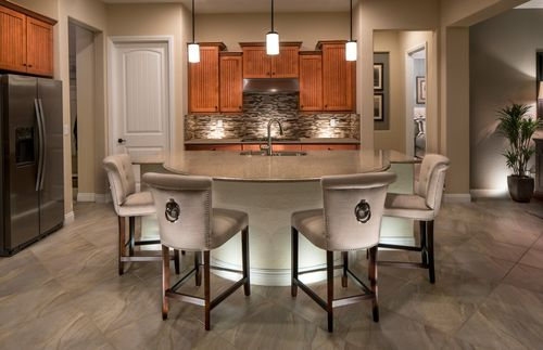 Kitchen-in-Serenity-at-Sun City Mesquite-in-Mesquite