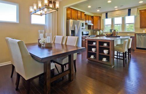 Kitchen-in-Taft Street-at-Del Webb at Lake Oconee-in-Greensboro
