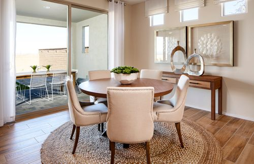 Dining-in-Hideaway-at-Del Webb at Dove Mountain-in-Marana