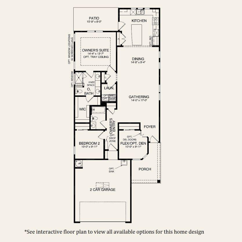 Taft Street by Del Webb Charleston at Nexton Bryan Fitzpatrick – Del Webb Taft Street Floor Plan