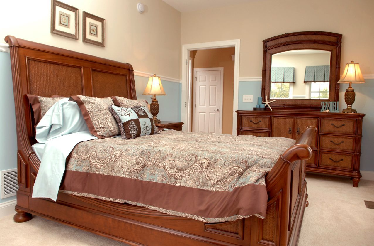 Bedroom featured in The Belle View By Lighthouse Crossing in Sussex, DE
