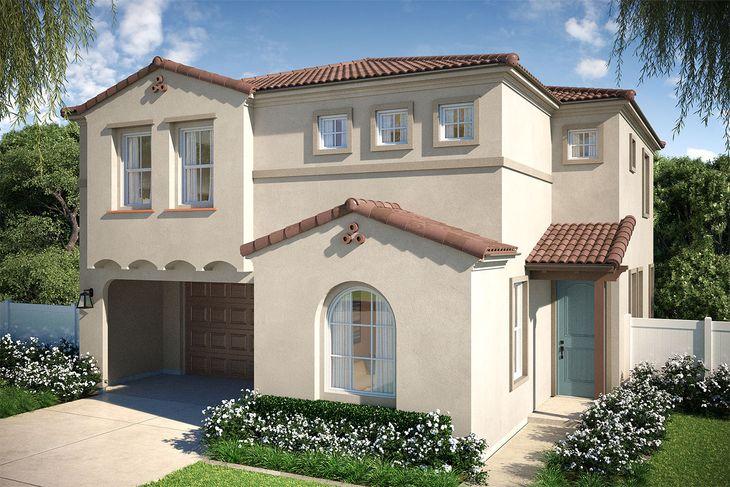 Elara Residence 2:Spanish Revival Elevation