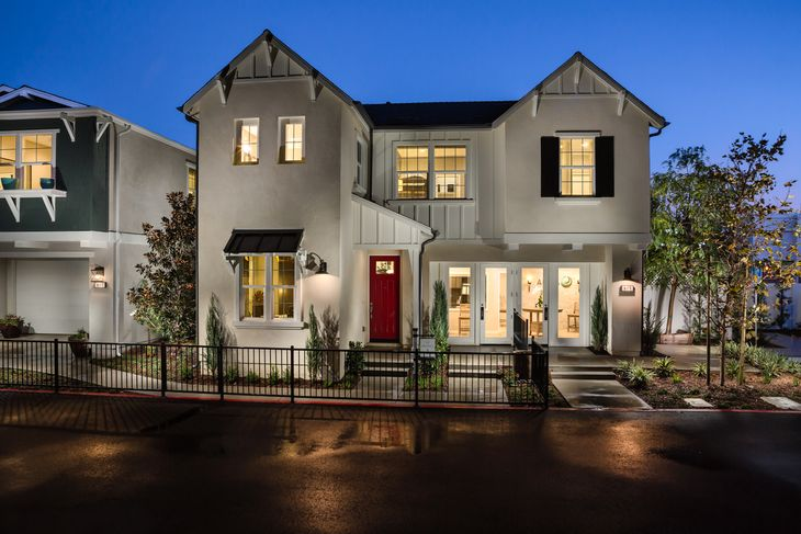 Aura Residence 1X:Modern Farmhouse Model Home