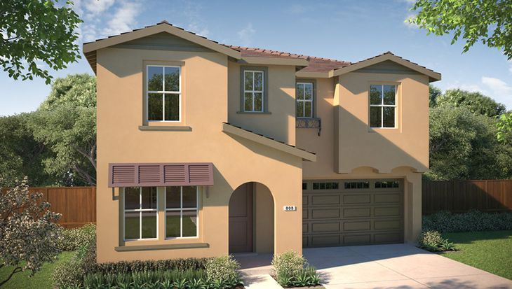 Paradise 360:Residence 3 Elevation A