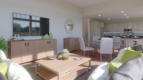 Greatroom-and-Dining-in-Residence 2X-at-Daybreak at Brody Ranch-in-Petaluma