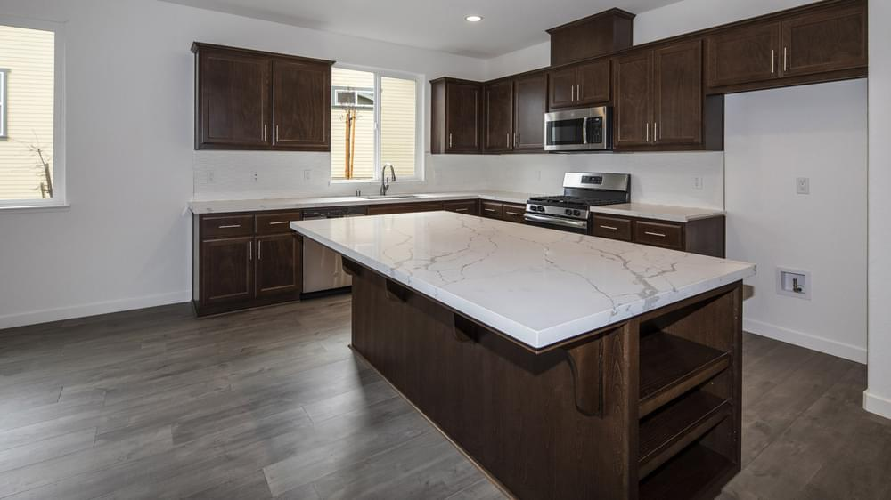 Kitchen-in-Vardon-at-The Gallery at Greenhorn Creek-in-Angels Camp