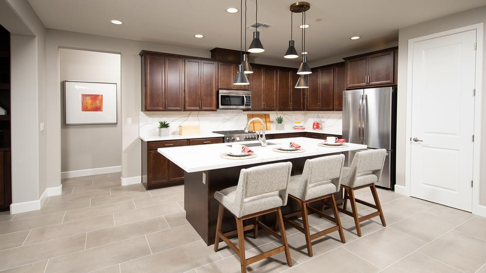 Kitchen-in-Residence 5-at-The Knolls at Allendale-in-Hollister