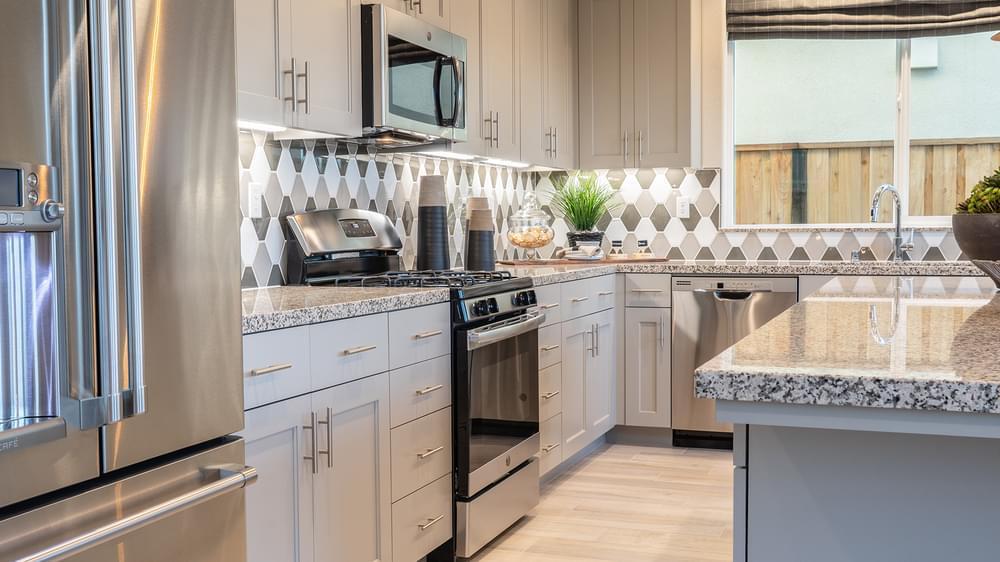 Kitchen-in-Residence 3-at-Daybreak at Brody Ranch-in-Petaluma