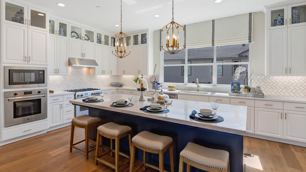 Kitchen featured in the Residence 1 By DeNova Homes in San Jose, CA