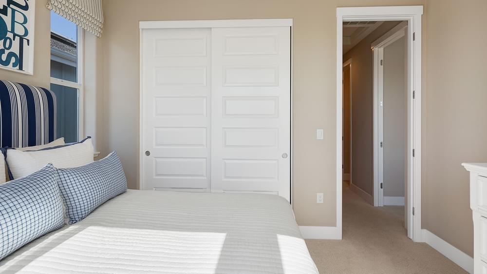 Bedroom featured in the Residence 1 By DeNova Homes in San Jose, CA