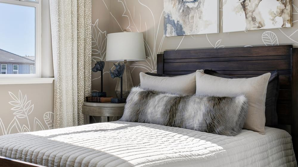 Bedroom featured in the Residence 2 By DeNova Homes in San Jose, CA