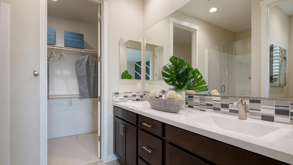 Bathroom featured in the Residence 1 By DeNova Homes in Santa Cruz, CA
