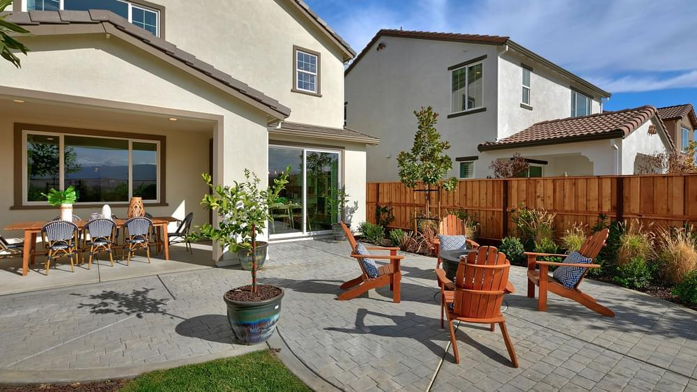 Exterior featured in the Residence 2 By DeNova Homes in Santa Cruz, CA