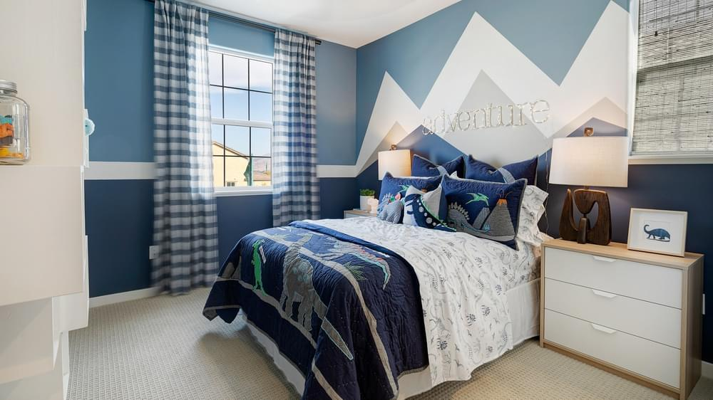 Bedroom featured in the Residence 2 By DeNova Homes in Santa Cruz, CA