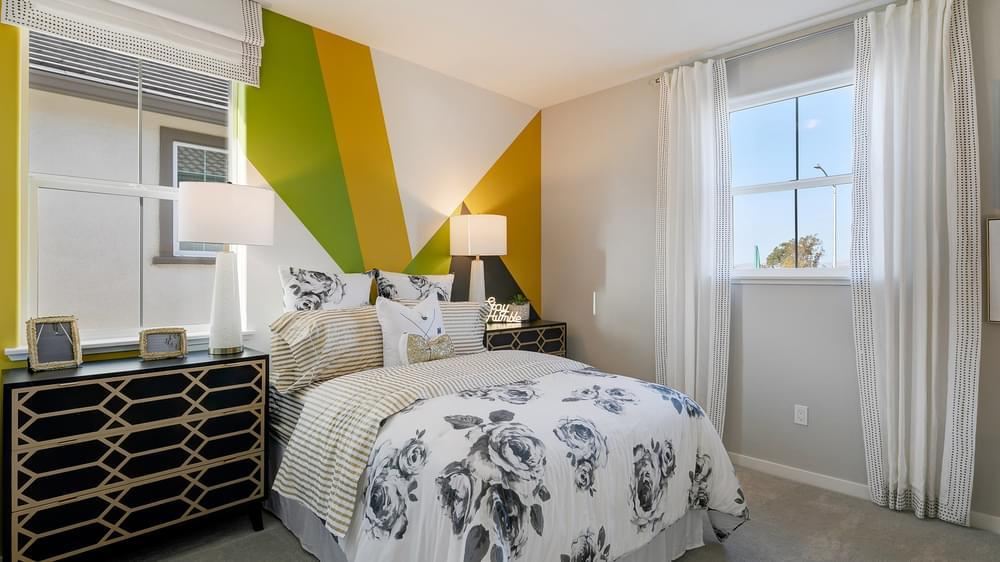 Bedroom featured in the Residence 3 By DeNova Homes in Santa Cruz, CA