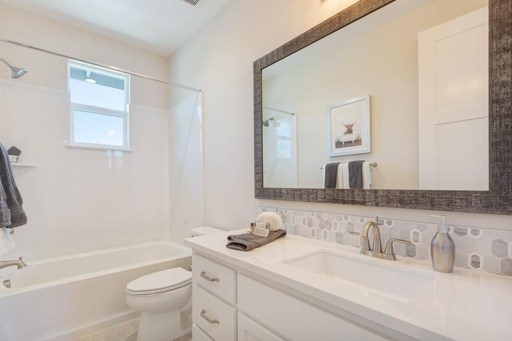 Bathroom featured in the Residence 4 By DeNova Homes in Santa Rosa, CA