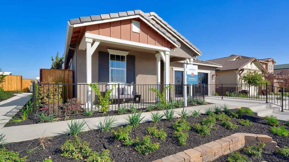 Exterior featured in the Residence 1 By DeNova Homes in Oakland-Alameda, CA