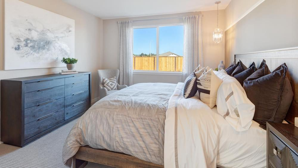 Bedroom featured in the Residence 1 By DeNova Homes in Oakland-Alameda, CA