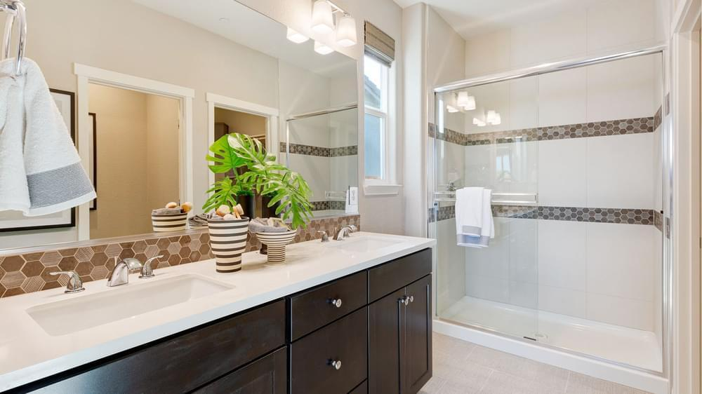 Bathroom featured in the Residence 1 By DeNova Homes in Oakland-Alameda, CA