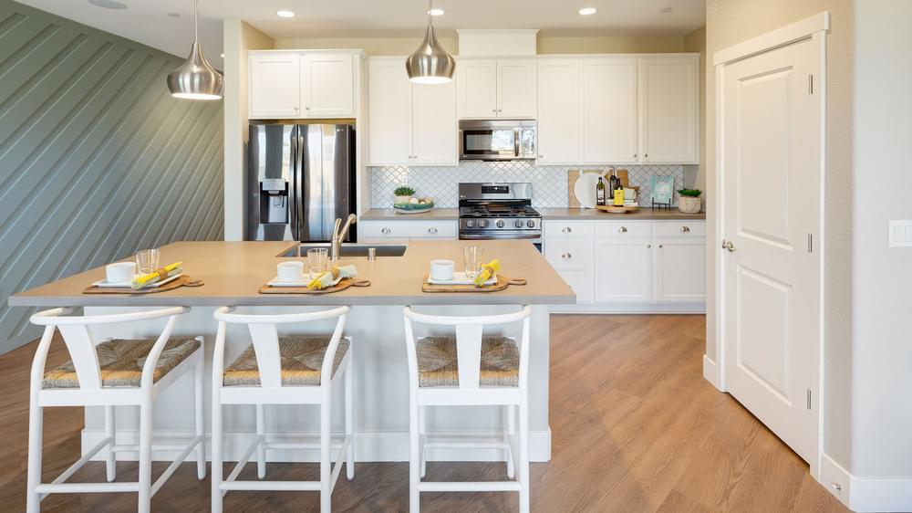 Kitchen featured in the Residence 2 By DeNova Homes in Oakland-Alameda, CA