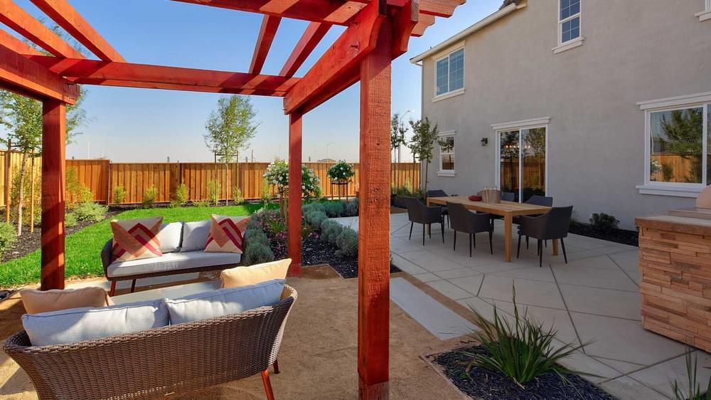 Exterior featured in the Residence 4 By DeNova Homes in Oakland-Alameda, CA