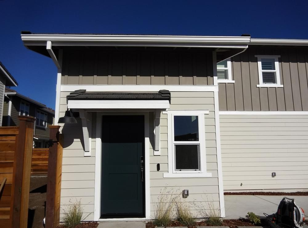 Exterior featured in the Residence 3 By DeNova Homes in Santa Rosa, CA