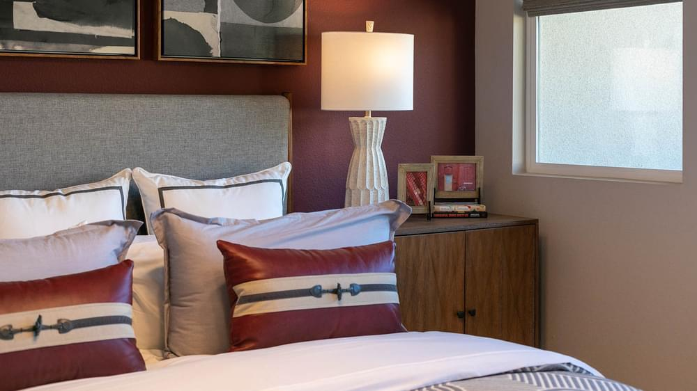 Bedroom featured in the Residence 3 By DeNova Homes in Oakland-Alameda, CA