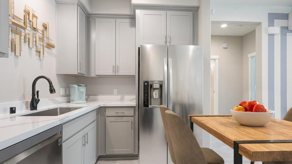 Kitchen featured in the Residence 1 By DeNova Homes in Oakland-Alameda, CA