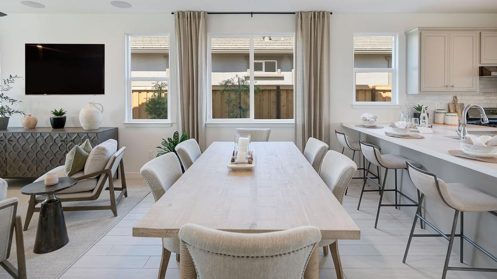 Living Area featured in the Residence 1 By DeNova Homes in Vallejo-Napa, CA