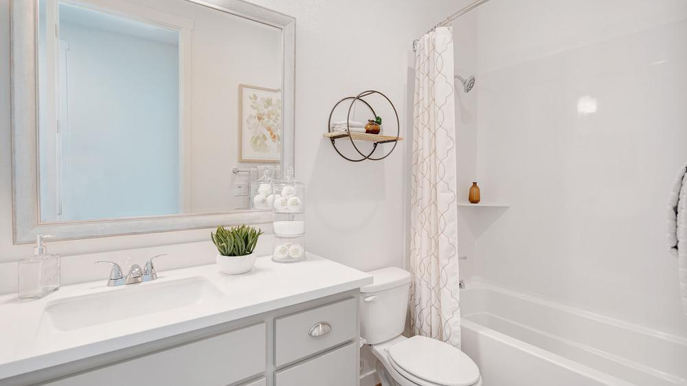 Bathroom featured in the Residence 1 By DeNova Homes in Vallejo-Napa, CA