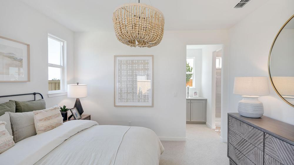 Bedroom featured in the Residence 1 By DeNova Homes in Vallejo-Napa, CA