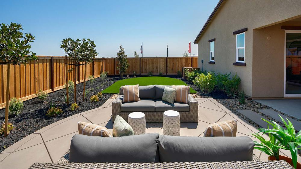 Exterior featured in the Residence 1 By DeNova Homes in Vallejo-Napa, CA