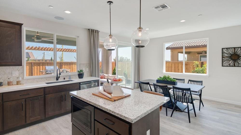 Living Area featured in the Residence 2 By DeNova Homes in Vallejo-Napa, CA