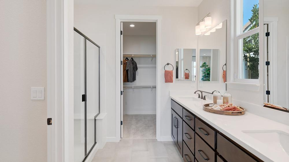 Bathroom featured in the Residence 2 By DeNova Homes in Vallejo-Napa, CA