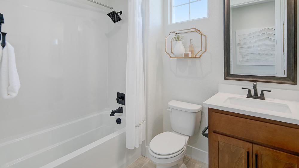 Bathroom featured in the Residence 3 By DeNova Homes in Vallejo-Napa, CA