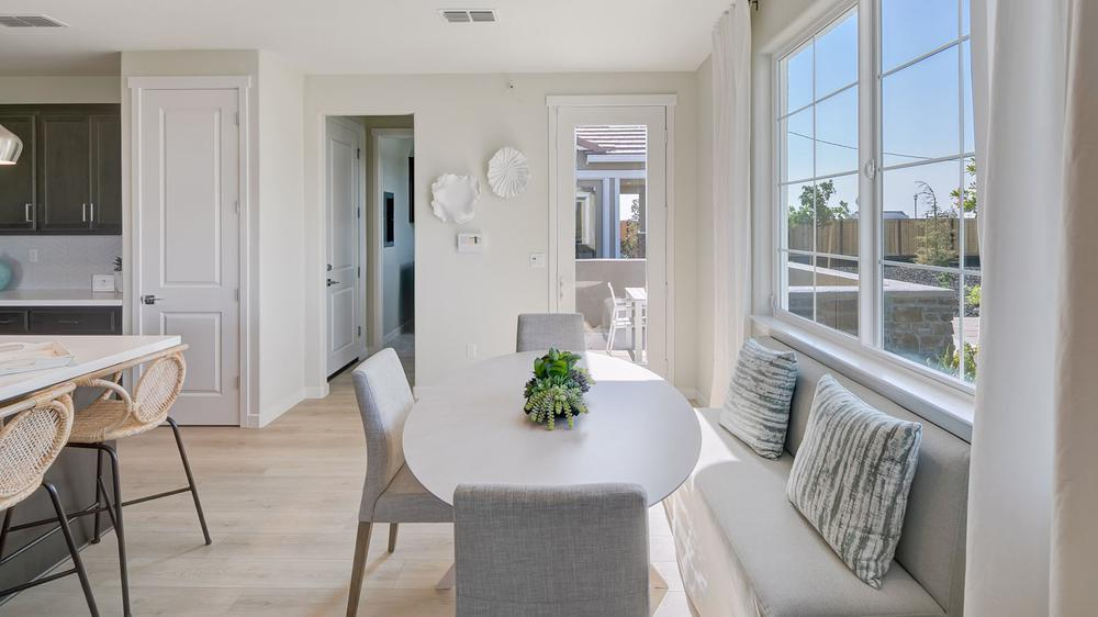 Kitchen featured in the Residence 4 (Duet) By DeNova Homes in Vallejo-Napa, CA