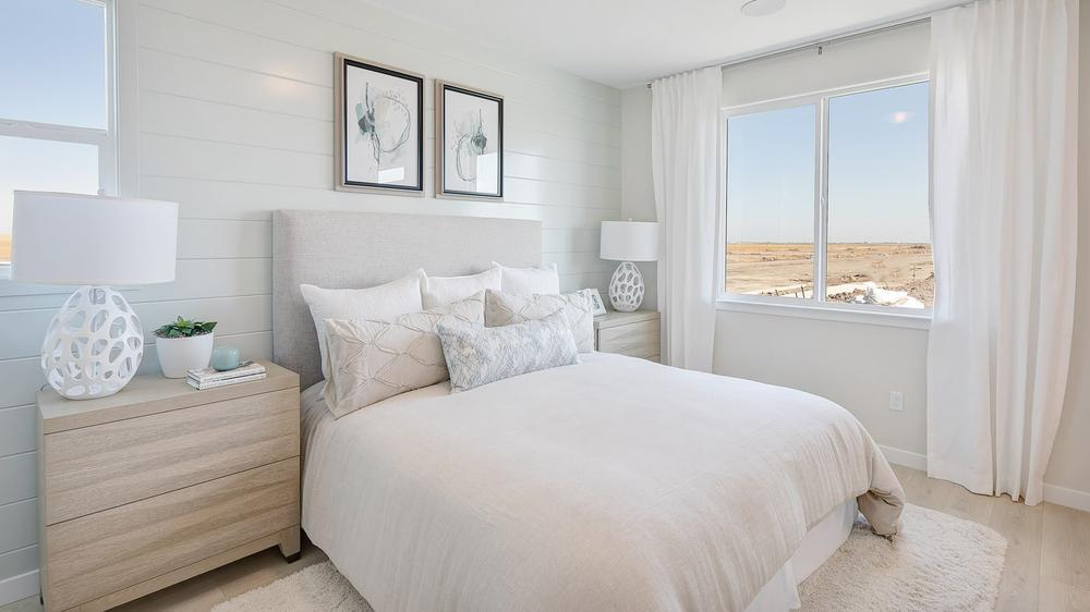 Bedroom featured in the Residence 4 (Duet) By DeNova Homes in Vallejo-Napa, CA