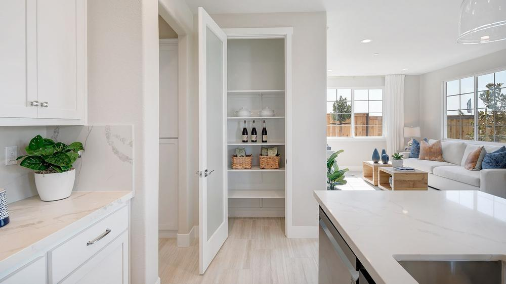 Bathroom featured in the Residence 5 (Duet) By DeNova Homes in Vallejo-Napa, CA