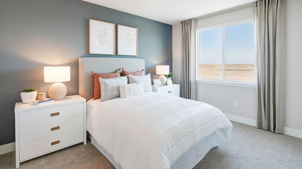 Bedroom featured in the Residence 5 (Duet) By DeNova Homes in Vallejo-Napa, CA