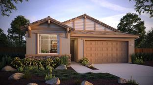 Residence 5 - Luca at Aviano: Antioch, California - DeNova Homes
