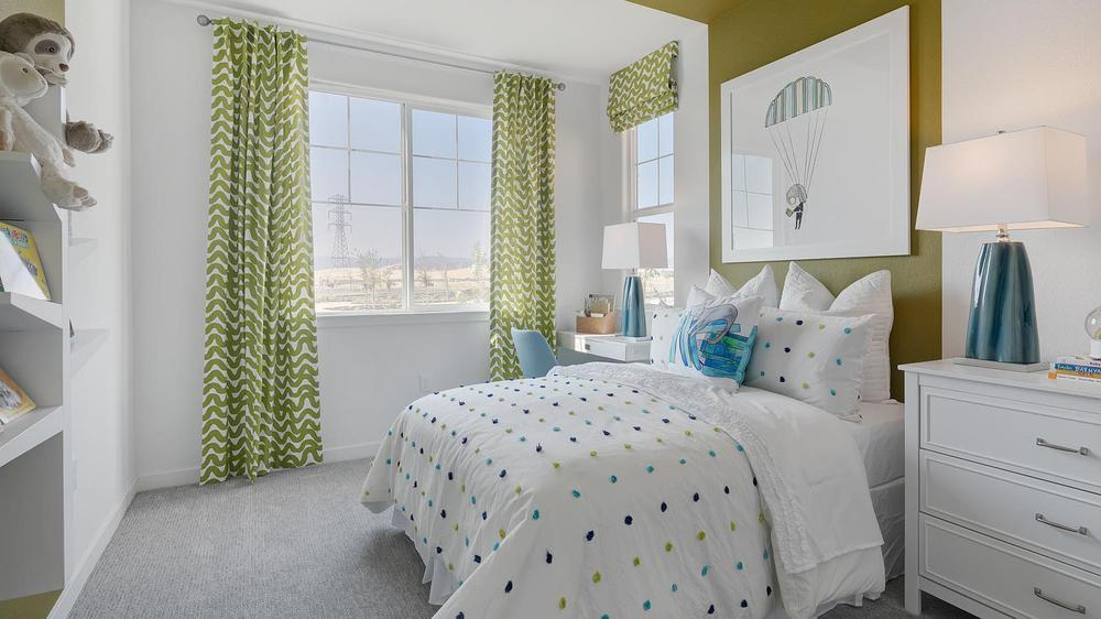 Bedroom featured in the Residence 5 By DeNova Homes in Oakland-Alameda, CA