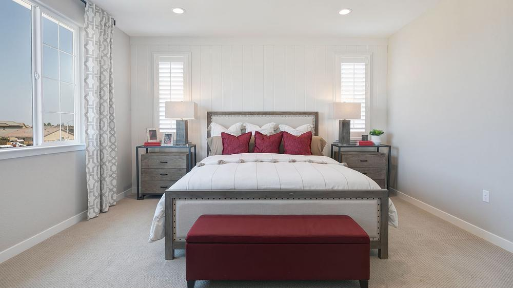 Bedroom featured in the Residence 6 By DeNova Homes in Oakland-Alameda, CA