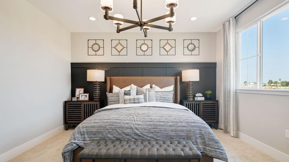 Bedroom featured in the Residence 7 By DeNova Homes in Oakland-Alameda, CA