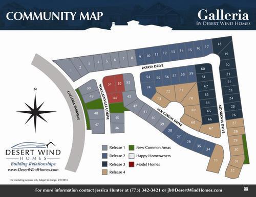 Galleria Community Map