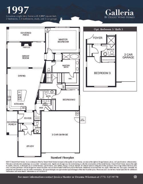 Plan 1997 Floorplan